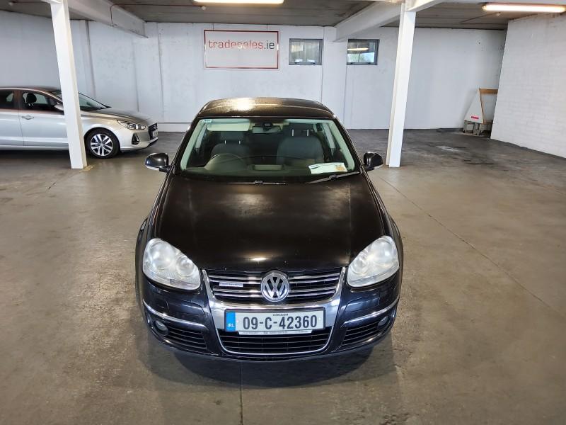 Volkswagen Jetta 1.9 TDI S BLUEMOTION TDI