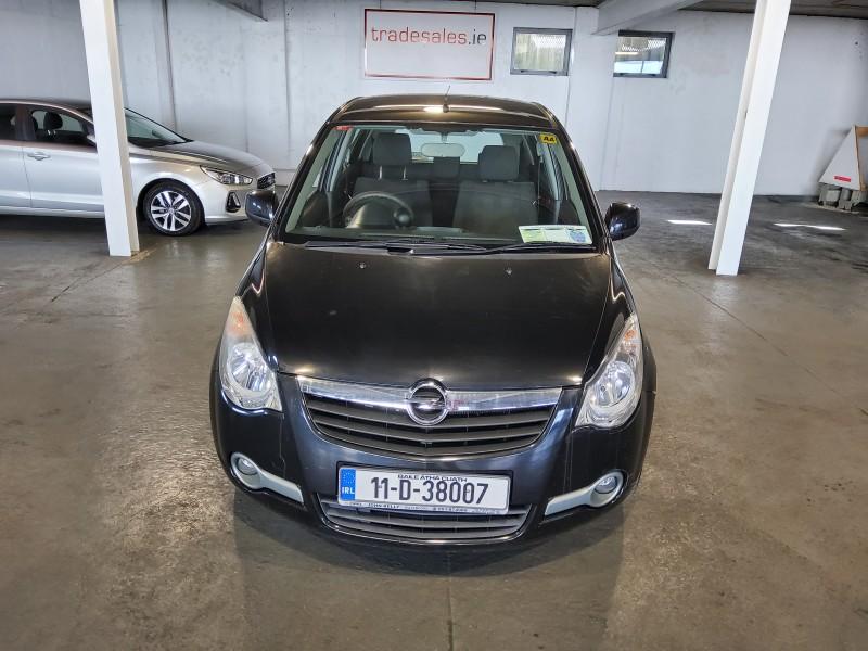 Opel Agila 1.0I 16V 5DR