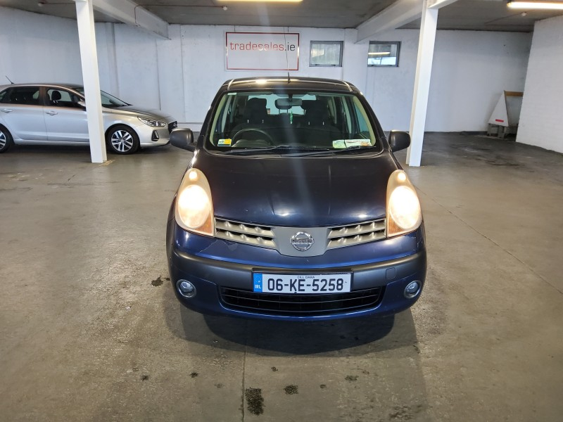 Nissan Note 1.4 5DR VISIA