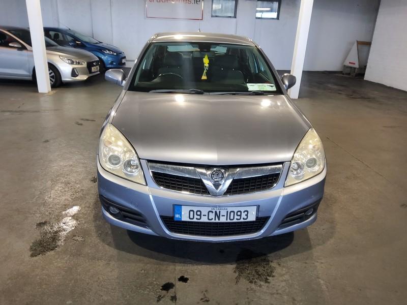 Vauxhall Vectra CDTI DESIGN 150