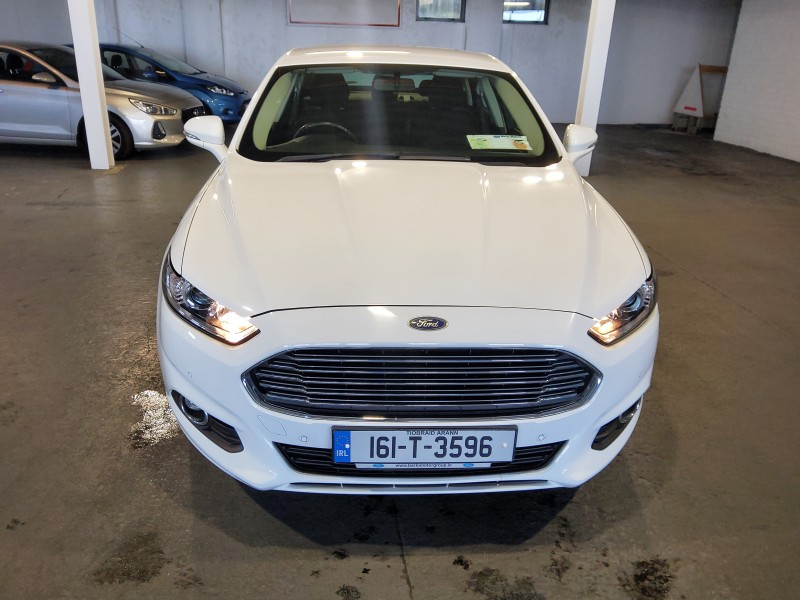 Ford Mondeo 5DR 1.5TDCI 120PS 4DR