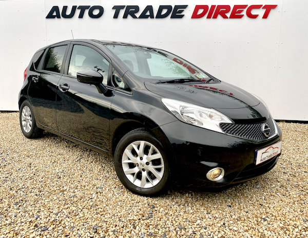 Used Nissan Note 2014 in Westmeath