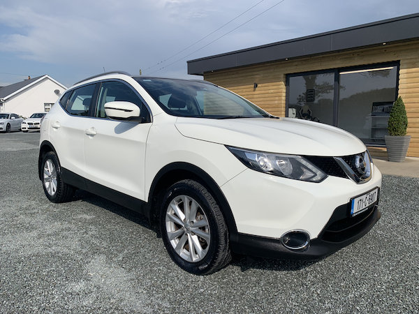 Used Nissan Qashqai 2017 in Wexford