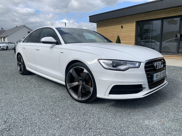 Used Audi A6 2014 in Wexford