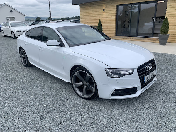 Used Audi A5 2014 in Wexford