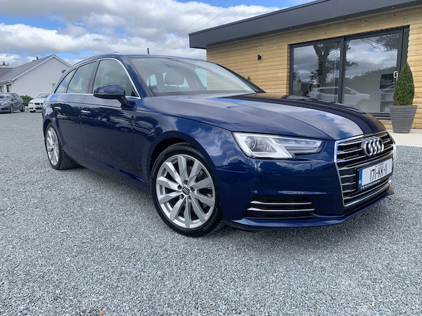 Used Audi A4 2017 in Wexford