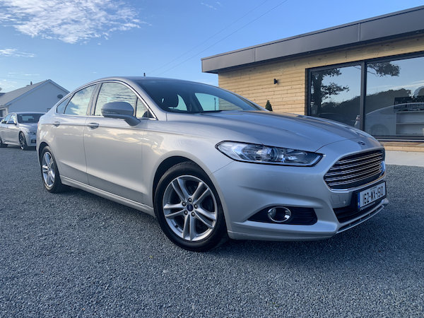 Used Ford Mondeo 2016 in Wexford