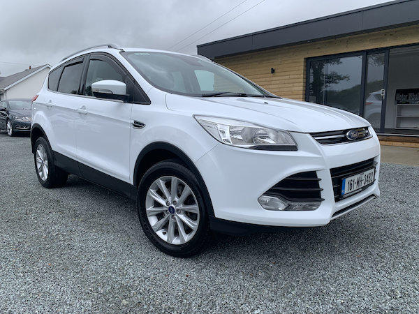 Used Ford Kuga 2016 in Wexford