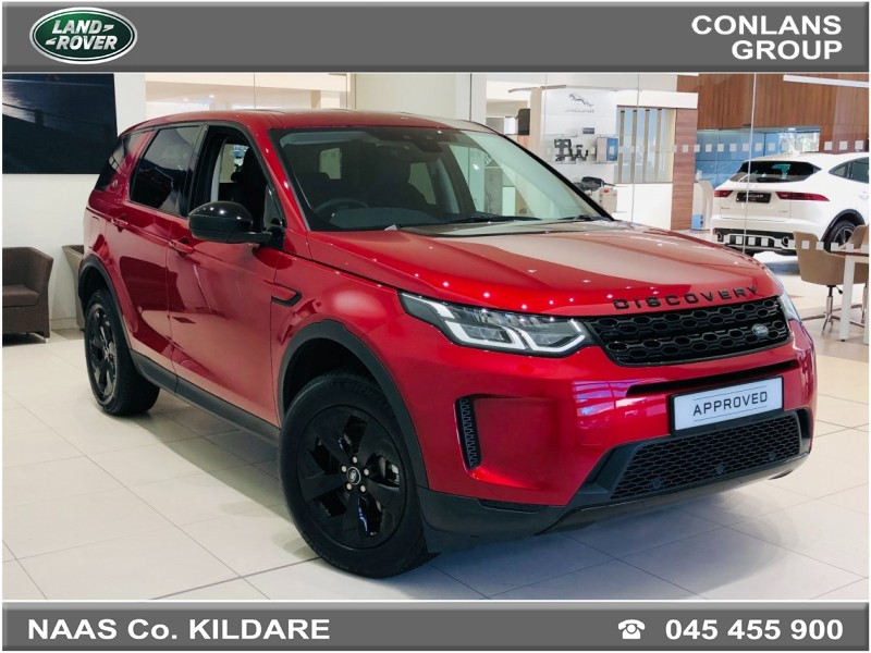 Used Land Rover Discovery Sport 2020 in Kildare