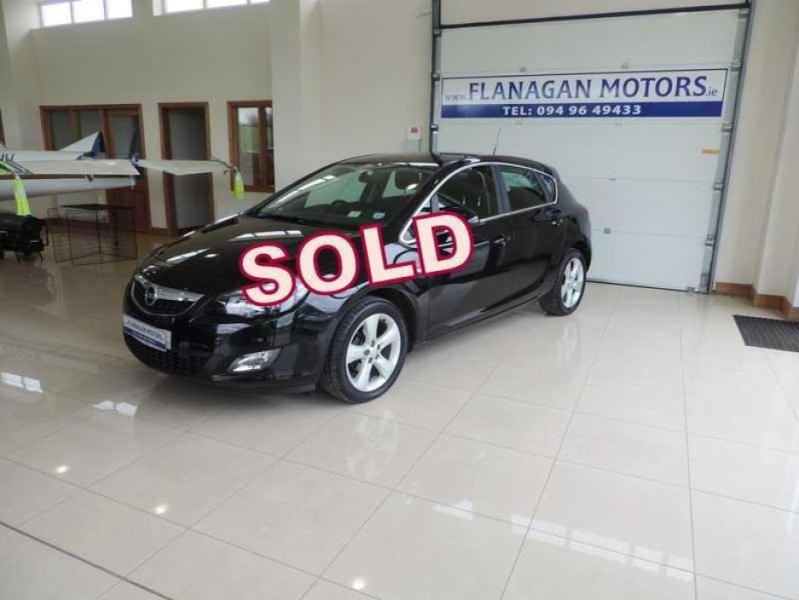 Used Opel Astra 2012 in Mayo