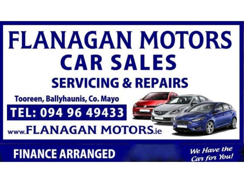 Used Ford Focus 2014 in Mayo