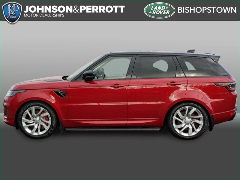 Land Rover Land Rover Range Rover Sport (191) 2.0 PHEV 404bhp HSE DYNAMIC