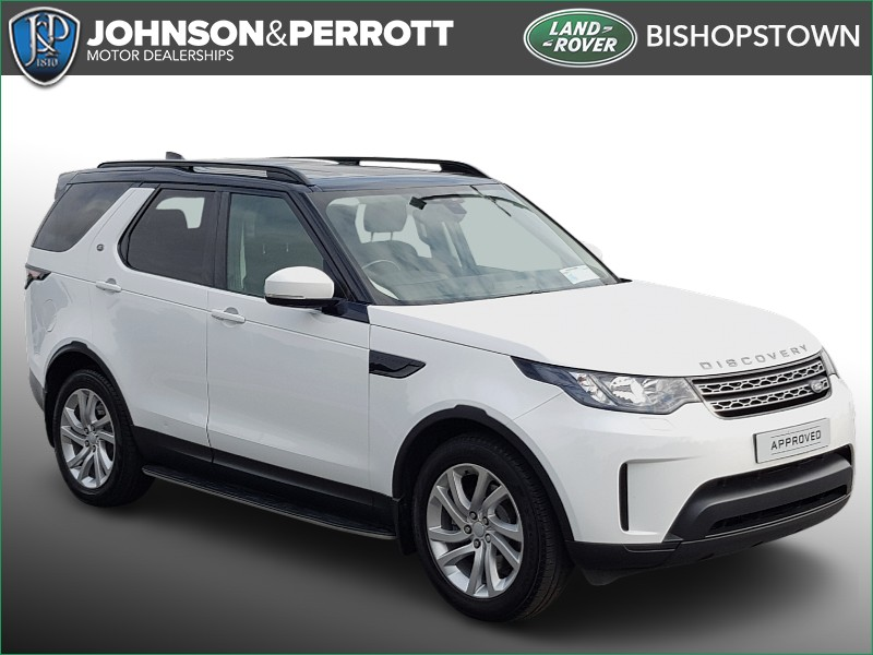 Used Land Rover Discovery 2017 in Cork