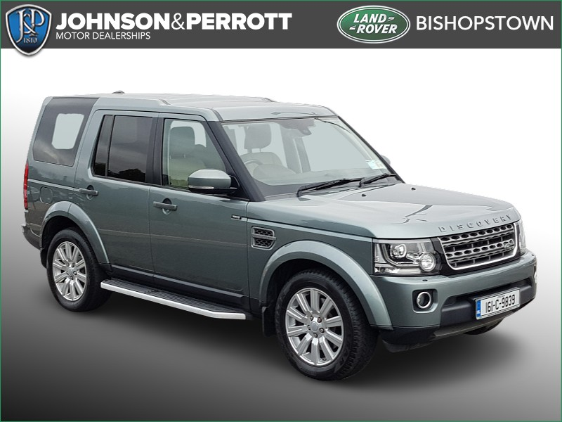 Used Land Rover Discovery 2016 in Cork