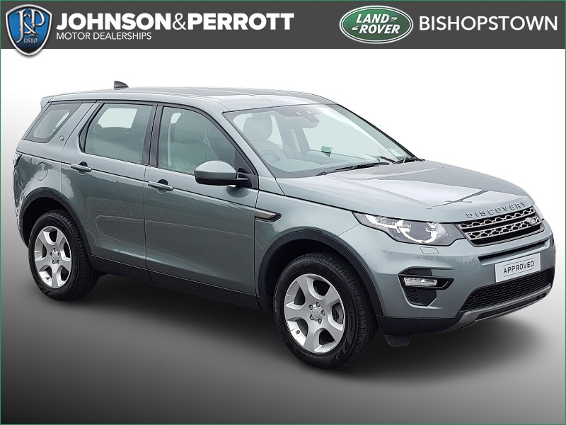 Used Land Rover Discovery Sport 2019 in Cork