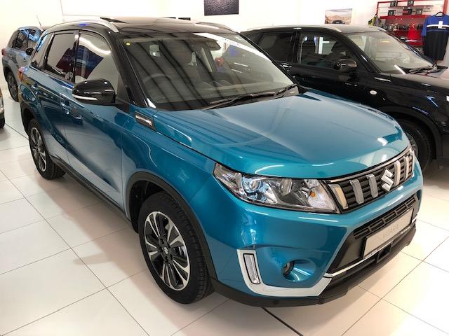 2020 Suzuki Vitara GLX SZ5 1.4T 138BHP 5DR €28,830