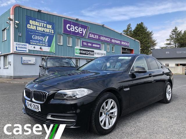 Used BMW 5 Series 2015 in Mayo