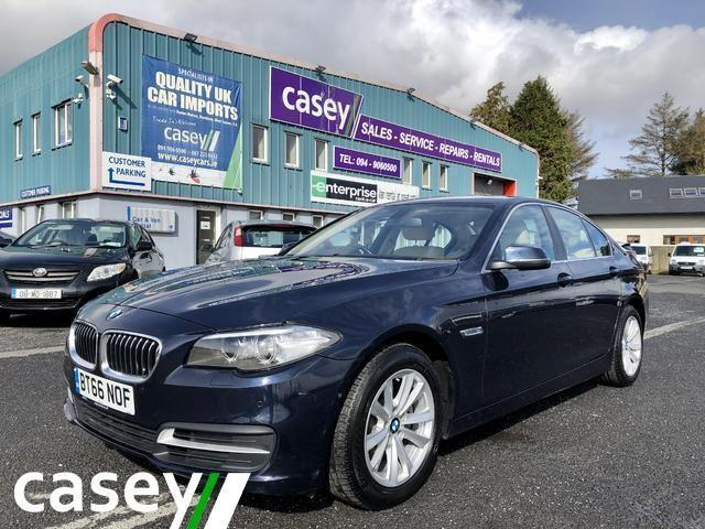 Used BMW 5 Series 2016 in Mayo