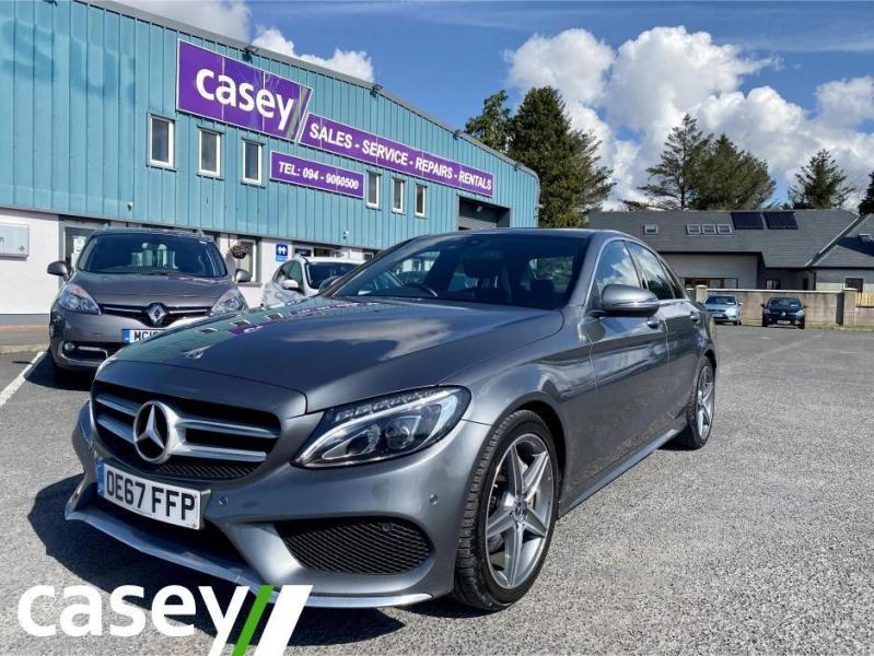 Used Mercedes-Benz C-Class 2018 in Mayo