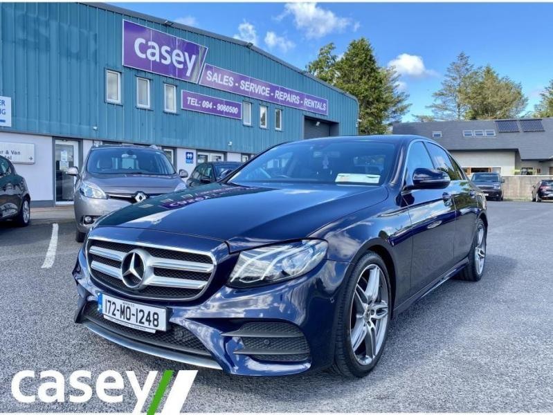 Used Mercedes-Benz E-Class 2017 in Mayo