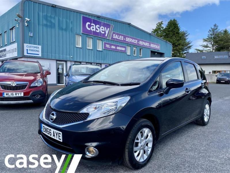 Used Nissan Note 2016 in Mayo