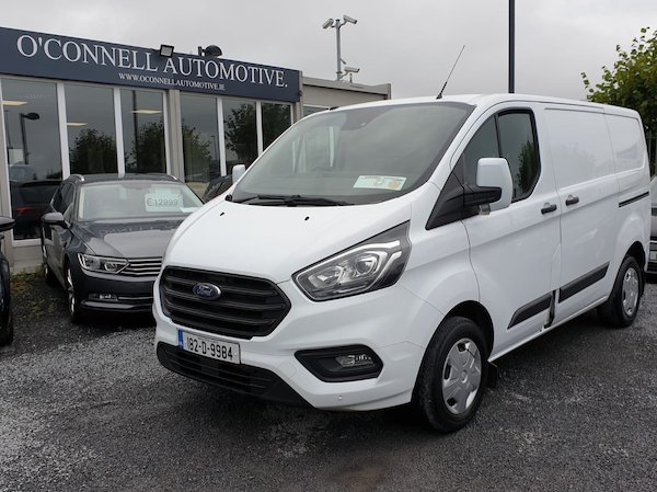 Used Ford Transit 2018 in Dublin