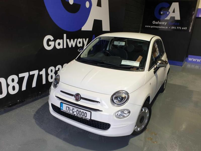 Used Fiat 500 2017 in Galway