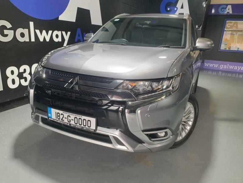 Used Mitsubishi Outlander 2018 in Galway