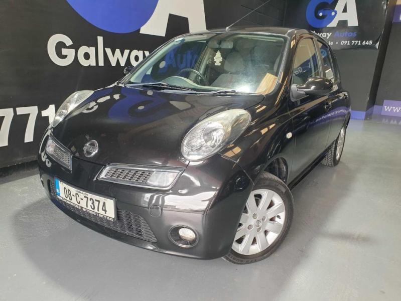 Used Nissan Micra 2008 in Galway