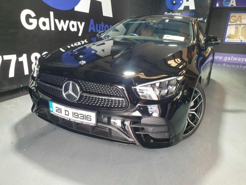 Used Mercedes-Benz E-Class 2021 in Galway