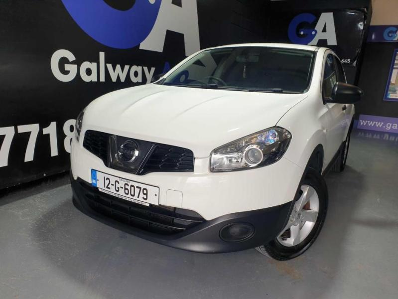 Used Nissan Qashqai 2012 in Galway