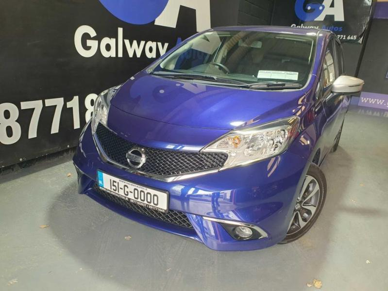 Used Nissan Note 2015 in Galway