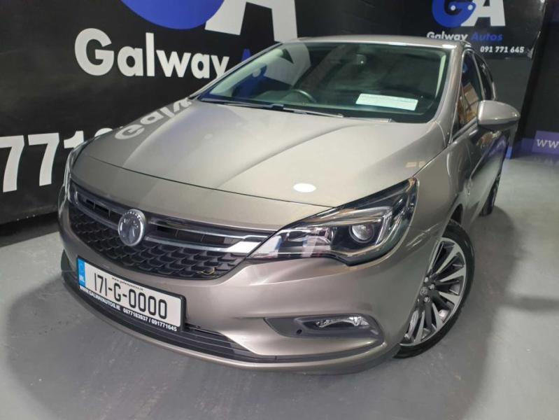 Used Opel Astra 2017 in Galway