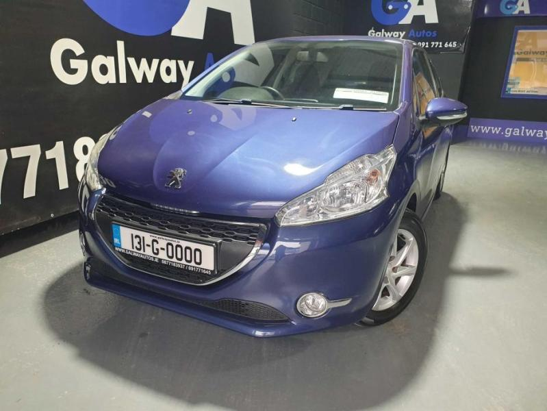 Used Peugeot 208 2013 in Galway
