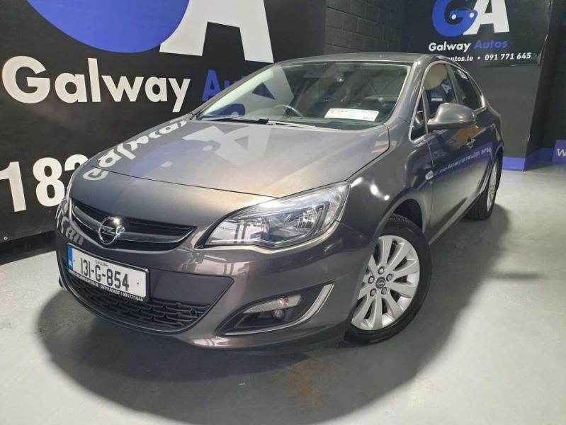 Used Opel Astra 2013 in Galway