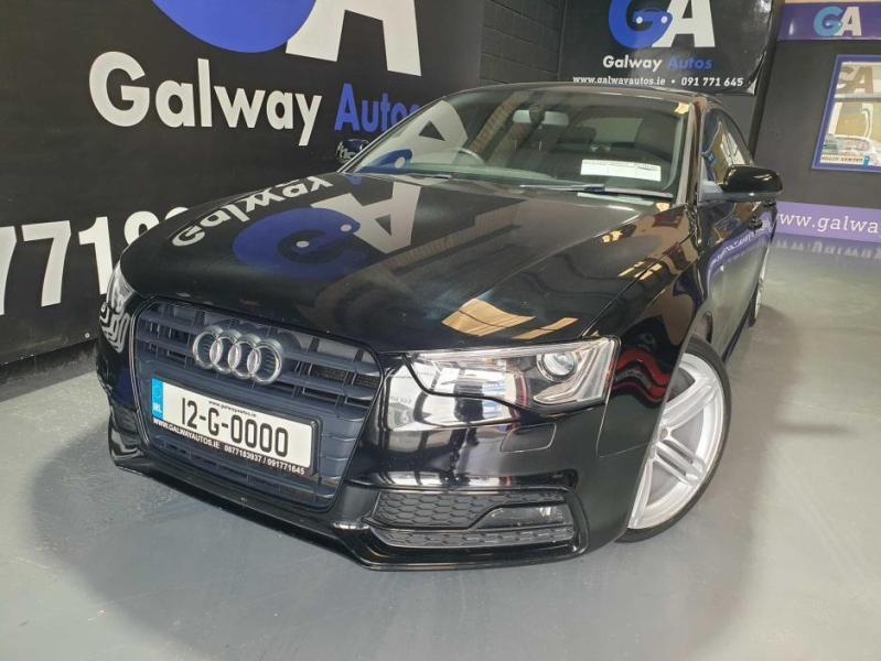 Used Audi A5 2012 in Galway