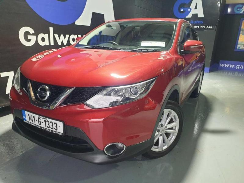 Used Nissan Qashqai 2014 in Galway