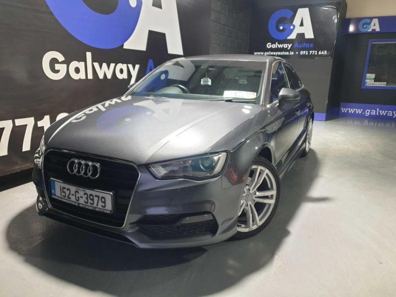 Used Audi A3 2015 in Galway