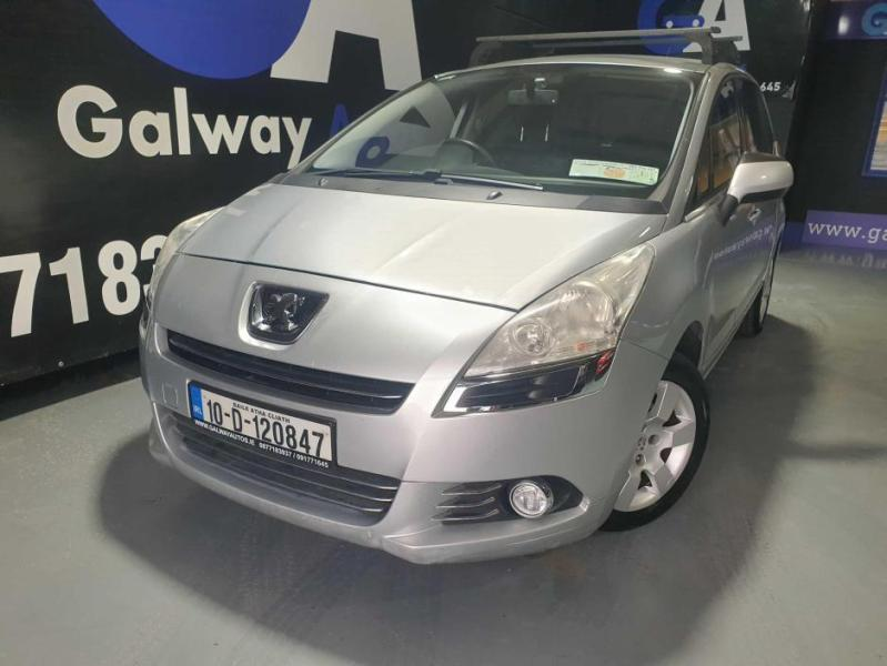 Used Peugeot 5008 2010 in Galway