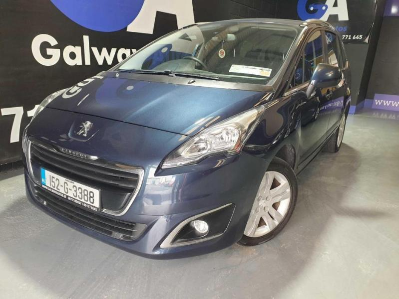 Used Peugeot 5008 2015 in Galway