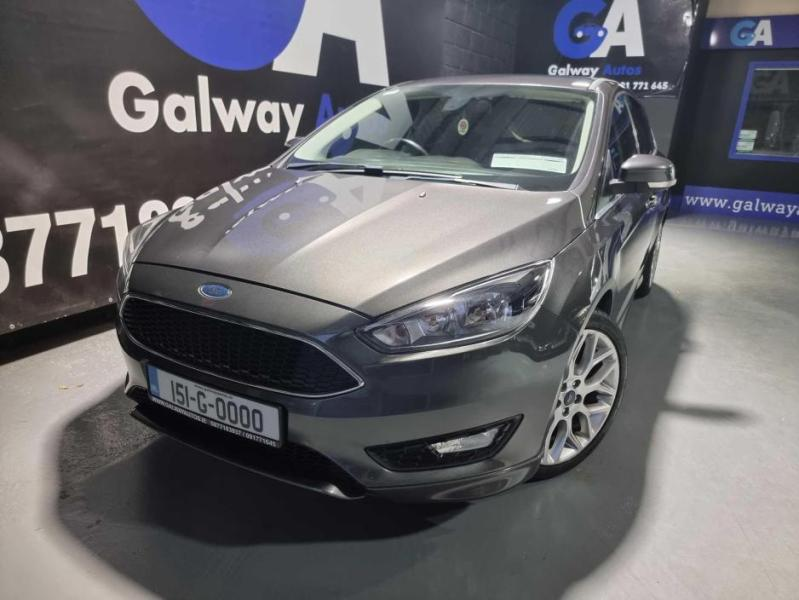 Used Ford Focus 2015 in Galway