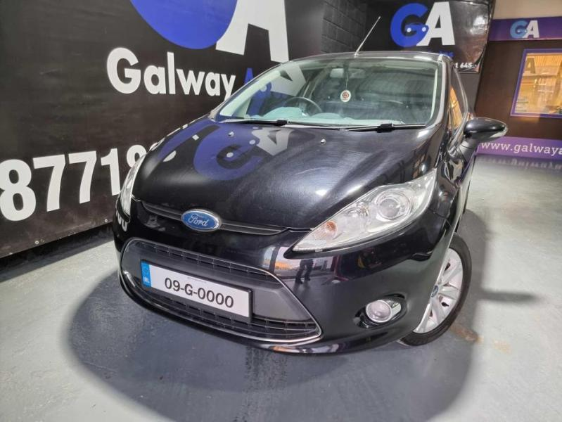 Used Ford Fiesta 2009 in Galway