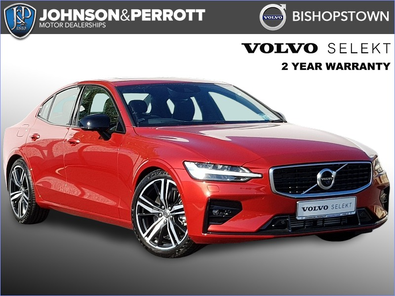 Volvo S60 (192) T5 250bhp R-Design Xenium (Panoramic Sunroof, Heated Seats, Active Cruise with Pilot Assist)