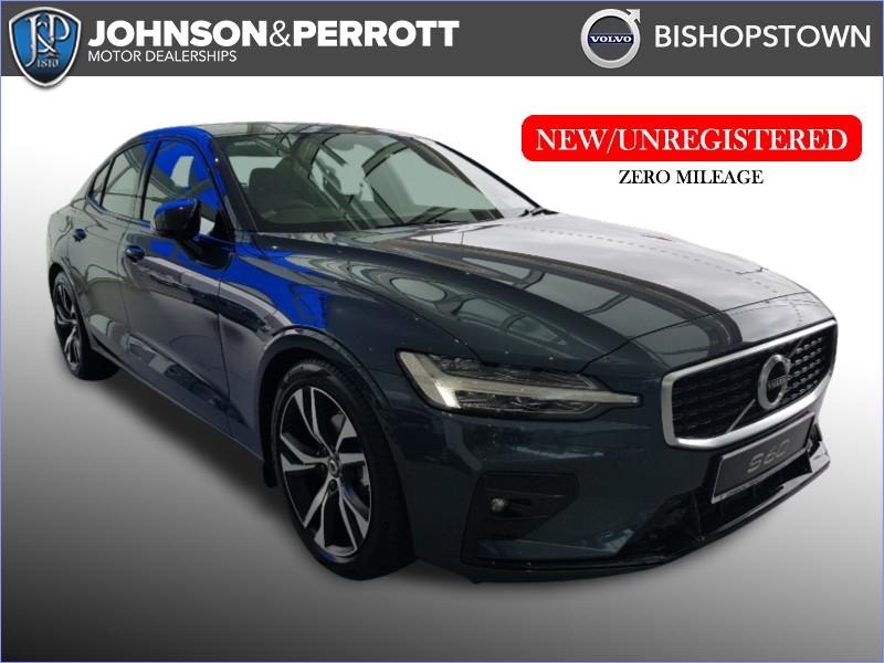 Volvo Volvo S60 (211) T4 190bhp R-Design Automatic (Innovation & Audio Pack, Winter Pack, Rear Camera)