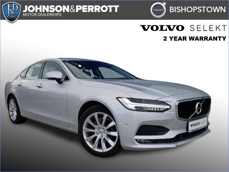Volvo Volvo S90 (191) D3 150bhp Momentum Pro Auto (Park Assist Pilot, Rear Camera, Heated Seats, Power Drivers Seat)