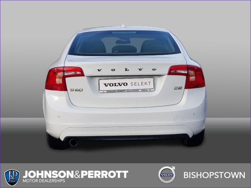 Volvo Volvo S60 (AF6) D2 120bhp Edition (Navigation, Rear Park Assist, Cruise Control)