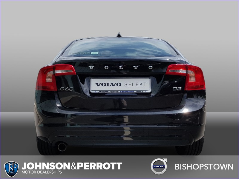 Volvo Volvo S60 (AE6) D2 120bhp Edition (Navigation, Rear Park Assist, Cruise Control)