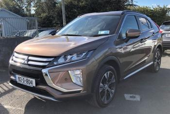 Mitsubishi ECLIPSE CROSS INTENSE 6MT 4DR *FINANCE FROM ++EURO++74 A WEEK*