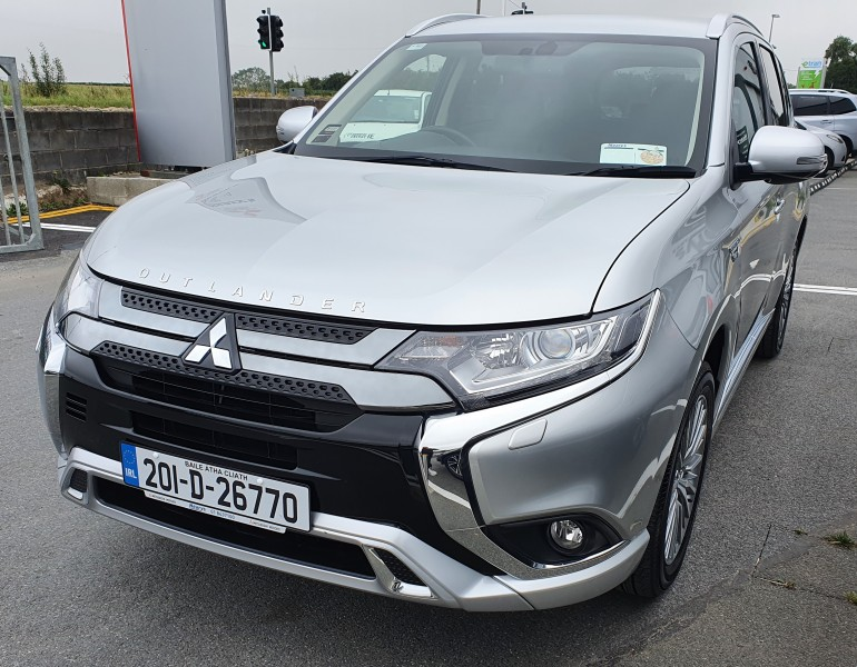 Used Mitsubishi Outlander 2020 in Dublin