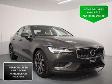 Volvo S60 T4 Inscription Automatic PCP from Only 1.9% APR *Intellisafe Pro Pack*